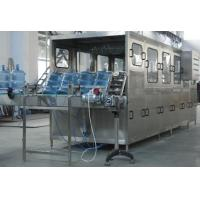 Wholesale Automatic / Manual Packaged Drinking Water Filling Machine 1 - 6 Piece Nozzle from china suppliers