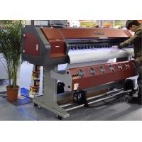 China Aluminium Sheet Printing Machine Dye Sublimation Epson Heads Printer on sale