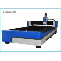 Wholesale 1530 1000W Cypcut Controller Fiber Laser Cutting Machine For Aluminum Steel Metal Plate from china suppliers