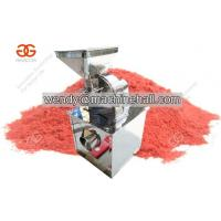 Wholesale Factory Price Stainless Steel dry fruit grinding machine|dried fruit powder making machine from china suppliers