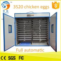 Wholesale new functional full automatic middle-sized egg incubator for sales HT-3520 from china suppliers