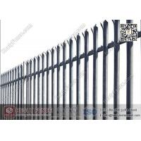 """Wholesale 1.8x2.75m """"W"""" and """"D"""" section pale Palisade Fence 