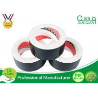 Wholesale Black Duct Tape Waterproof , Heat Resistant Duct Tape Custom 70 Mesh from china suppliers