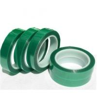 Wholesale Acrylic single sided polyester tape, adhesive film for PET tape from china suppliers