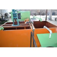 China Paper Egg Tray Forming Machine , Semi Automatic Egg Tray Machine Controlled By Computer on sale