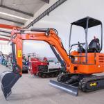 China Mini Excavator Hydraulic For Sale ZM 18 Mini Hydraulic Excavator for sale