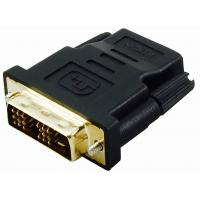 Wholesale HDMI Female to DVI Female adapter converter from china suppliers