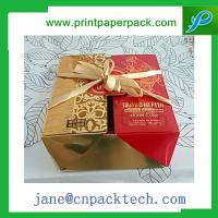 Wholesale Custom Printing Rigid Cardboard Boxes Lid and Base Boxes Set-Up Boxes Paper Gift Box from china suppliers
