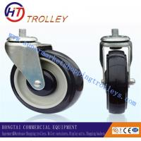 Buy cheap 125 mm Shopping Trolley Spare Parts Blue Universal 5
