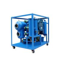 Buy cheap Vacuum Thermal Dielectric Oil Processing Machine, Online Energized Transformer Oil Purifier from wholesalers