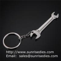 Wholesale Metal tool lever key ring, metal wrench lever tool key holder keychains wholesale, from china suppliers
