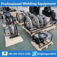 China Plastic Pipe Butt Fusion Welding Machine on sale