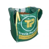 Wholesale Color Printed Fibc Jumbo Bulk Bags For Construction Waste Packing 500kg 1000kgs from china suppliers