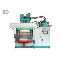 First In First Out Rubber Injection Moulding Machine , 4 Cylinder Transfer