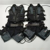 Wholesale Electric Muscle Stimulation Suit Fitness Machine EMS Massage Xbody Suit for Training from china suppliers