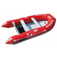 Wholesale 11 Feet 330cm Inflatable Sports Boat Round / Square 6 Person Inflatable Boat from china suppliers