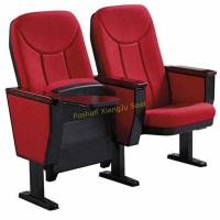 China Recovery Lecture Auditorium Chairs With Flame Retardant Fabric Damper Cushion on sale