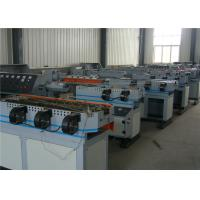 Wholesale PE Single Wall Corrugated Pipe Machine , Plastic Extrusion Lines from china suppliers
