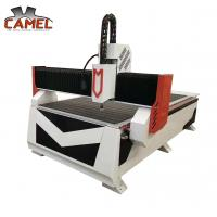 China Jinan Camel CA-1325 3d cnc woodworking cnc router marble wood PVC carving machine price for sale on sale
