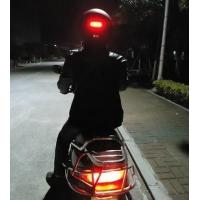 Wholesale LED Wireless Helmet Brake Light for Motorcycles from china suppliers