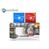 Wholesale Latest Iview Hd Iptv Video On Demand Support , Iview Hd Apk Streaming Live from china suppliers