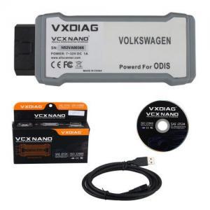 Buy cheap VXDIAG VCX NANO for VW Audi VCX NANO 5054A ODIS V2.02 UDS from wholesalers