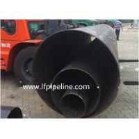 Wholesale black spiral welded mild steel pipe from china suppliers