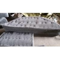 Wholesale SS316 Knitted Wire Mesh  Mister Pad For Condensate Flash Separator from china suppliers
