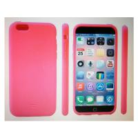 Quality 2016 best selling silicone case for iphone 6 ,classic soft silicone case for for sale