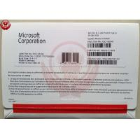 Wholesale Windows Server Software Windows 8.1 Pro OEM Package With DVD And Key COA Sticker from china suppliers