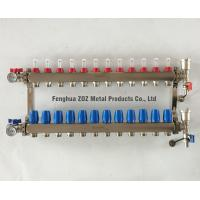 China Stainless steel manifold packages for Underfloor Heating Systems for sale