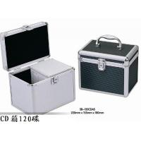 Wholesale Lightweight Silver CD And DVD Storage Cases CD Storage Boxes For Home from china suppliers