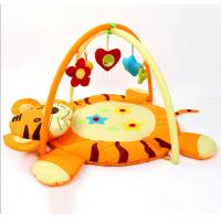 Wholesale Cute Lovely Lion Baby Play Gyms Infant Activity Gym in Polyester material from china suppliers