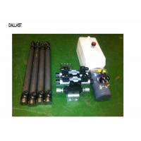 China Hydraulic Power Pack Work with Double Acting Cylinder Remote Control 220 Voltage on sale