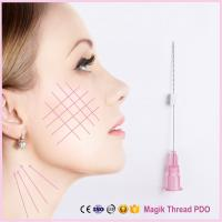 Wholesale Absorbable Thread Lifting Sutures With PDO((Mono/ Tornado/ Screw/Cog) from china suppliers