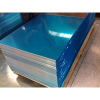 Wholesale Covered Blue PE Aluminum Sheet Metal Or Llip Board To Protect Surface from china suppliers