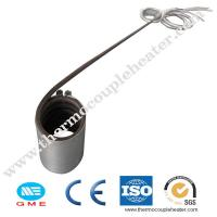 China Spring Type Hot Runner Coil Heater With K Thermocouple 1M Cord Stainless Steel Braid on sale