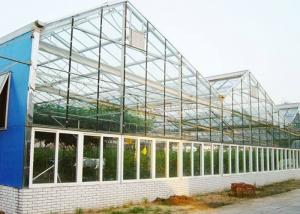 Wholesale Hydroponic Poly Tunnel Light Deprivation Blackout Greenhouse from china suppliers