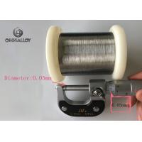 China Silver Plated Copper Based Alloys Ultra Thin 40wag / 44awg With Pvc Coated on sale