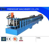 Buy cheap Garage Door Automatic Roof Panel Roll Forming Machine Forge Steel Shaft from wholesalers