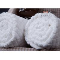 Buy cheap Solid Color Hotel Bath Mat Towel , Hotel Collection Bath Mat ZEBO-BM0027 from wholesalers