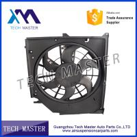 Quality 17117561757 Radiator Car Cooling Fan Assembly For B-M-W E46 3 Series for sale
