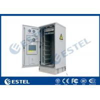 Wholesale IP55 32U Outdoor Telecom Cabinet Double Wall With Heat Insulation 19 Inch Equipment Cabinet from china suppliers