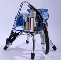 China Electric Airless Spray Gun Paint Sprayer Tools For Wall Painting , Internal Paint Sprayer on sale