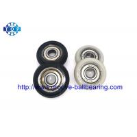 Wholesale Nylon Plastic Embedded 608 608ZZ Carbon Steel Ball Bearing For Guide Pulley from china suppliers