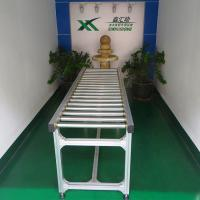 Wholesale Transportation Gravity Roller Conveyor Systems Straight Running Fire Resistant from china suppliers