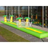 Wholesale PVC Inflatable Belly Slide Jungle Inflatable Slip N Slide For Commercial Event from china suppliers