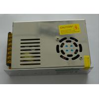 China IP20 Non-waterproof LED Strip Light Power Supply Metal Case DC 12V 250W 20.8A on sale