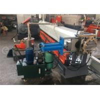 Single Screw  Waste Plastic Recycling Pelletizing MachinePP PE PS PC Flakes for sale