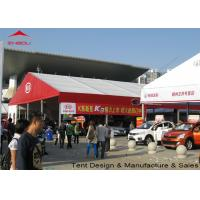 Wholesale Flame Retardant Clear Marquee Exhibition Tent / Outdoor Trade Show Tents from china suppliers